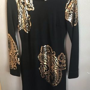 Dress long sleeves